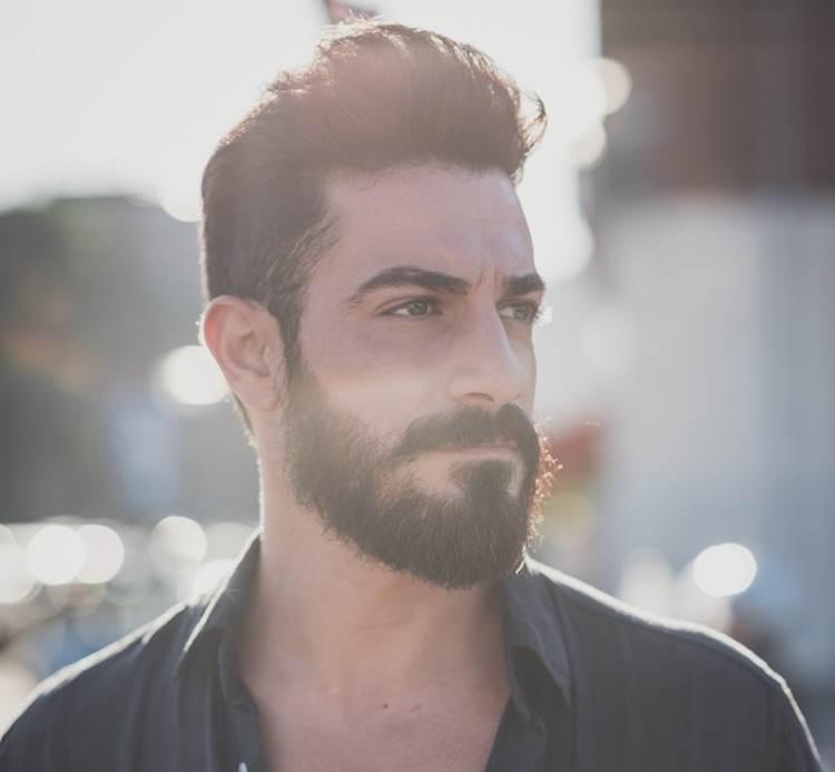 Beard Cropped
