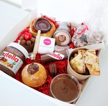 Nutella Box